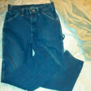 Dickies Utilities  Denim Jeans 6 pocket